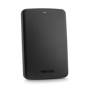 HD Portátil Toshiba Canvio Basics 500GB USB 3.0 - HDTB305XK3AA
