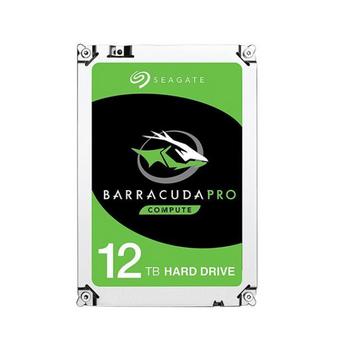 HD Seagate BarraCuda Pro 12TB 256MB Cache 7200RPM Sata 3 - ST12000DM0007