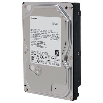 HD Toshiba 1TB 32MB Cache 7200RPM Sata 3 - DT01ACA100