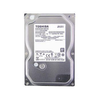 HD Toshiba 500GB 32MB Cache 7200RPM Sata 3 - DT01ACA050
