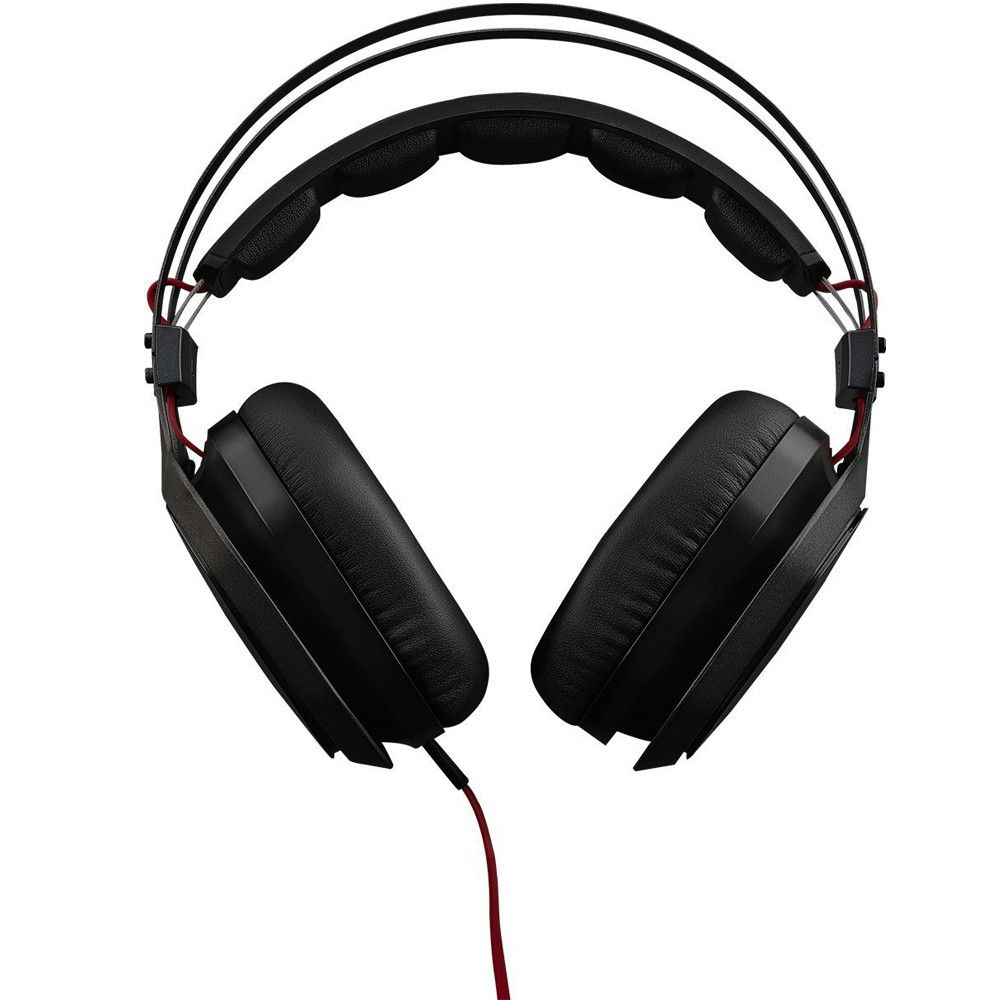 Headset Cooler Master Gamer MasterPulse Black - SGH-4700-KKTA2
