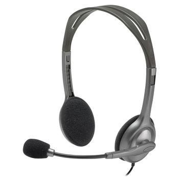 Headset Logitech H111 Stereo - 981-000612