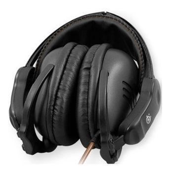Headset SteelSeries Gamer 3H V2 Black - 61023
