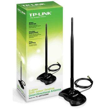 Antena Omni-direcional Interna 2.4GHz 8dBi TP-Link - TL-ANT2408C