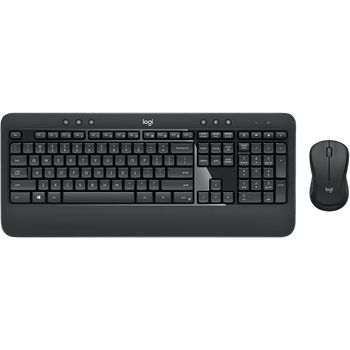 Kit Teclado e Mouse Logitech MK540 Advanced Wireless - 920-008674