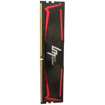 Memória Bits Memory Black 16GB DDR4 2400MHz (1x16GB) - 16GBDDR4-2400