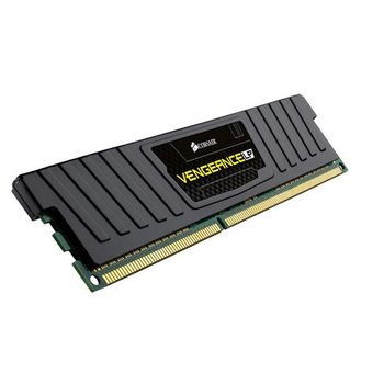 Memória Corsair Vengeance LP Black 4GB DDR3 1600MHz (1x4GB) - CML4GX3M1A1600C9