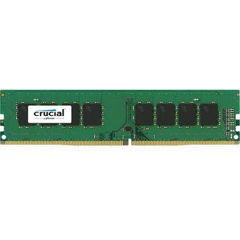 Memória Crucial 16GB DDR4 2400MHz (1x16GB) - CT16G4DFD824A