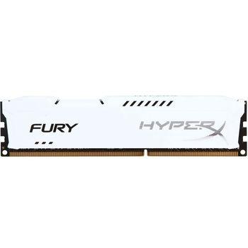 Memória Kingston HyperX Fury White Series 8GB DDR4 2133MHz (1x8GB) - HX421C14FW2/8