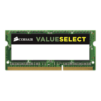 Memória Notebook Corsair Value Select 8GB DDR3 1600Mhz (1x8GB) - CMSO8GX3M1C1600C11
