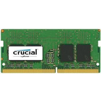 Memória Notebook Crucial 8GB DDR4 2133MHz (1x8GB) - CT8G4SFD8213