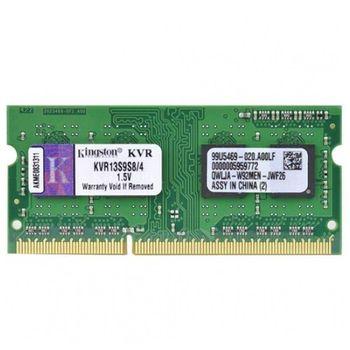 Memória Notebook Kingston 4GB DDR3 1333Mhz (1x4GB) - KVR13S9S8/4