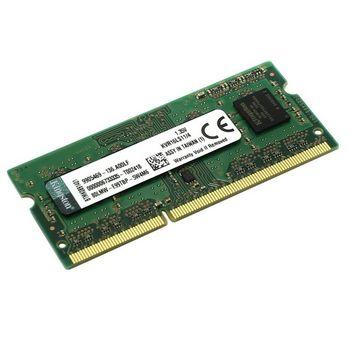 Memória Notebook Kingston 4GB DDR3 1600Mhz (1x4GB) - KVR16LS11/4