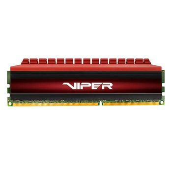 Memória Patriot Viper Red 8GB DDR4 2400MHz (1x8GB) - PV48G240C5