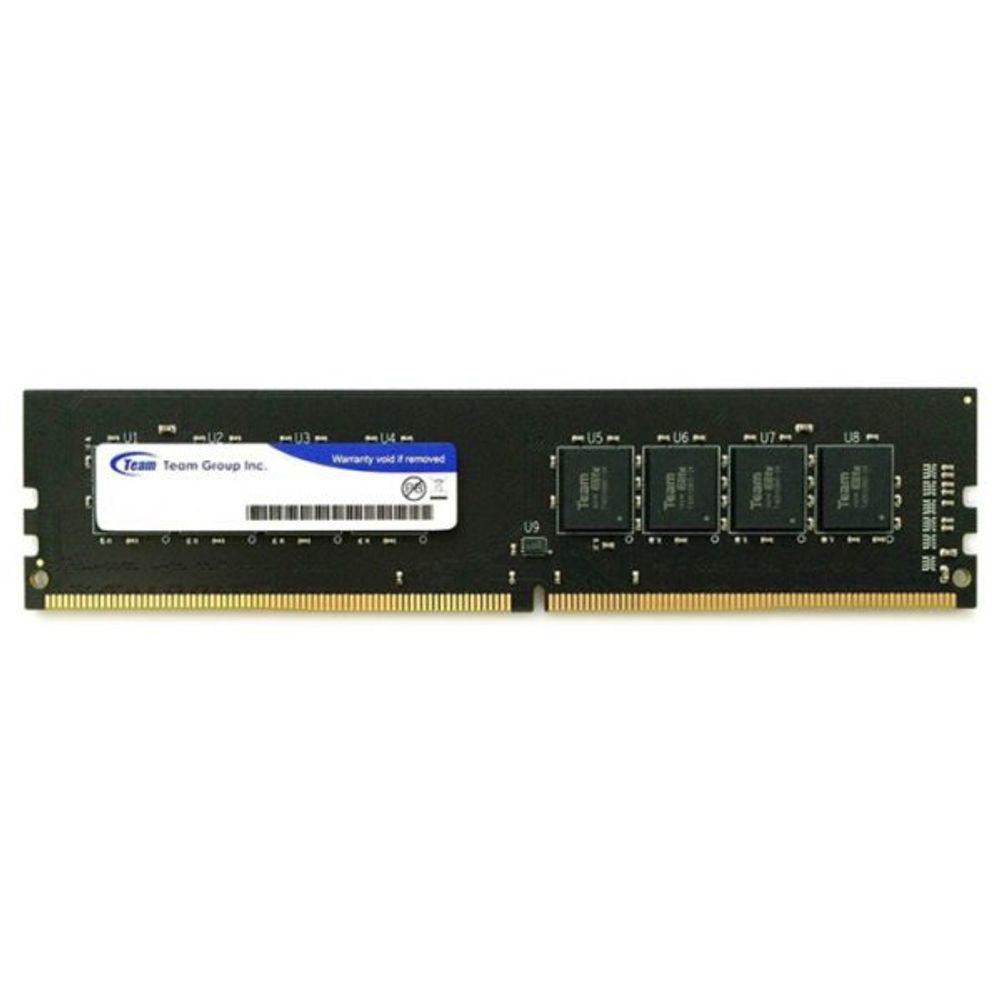 Memória Team Group Elite 4GB DDR4 2400MHz (1x8GB) - TED44G2400C16BK