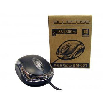 Mouse Bluecase BM-001 USB - BM001GCASE