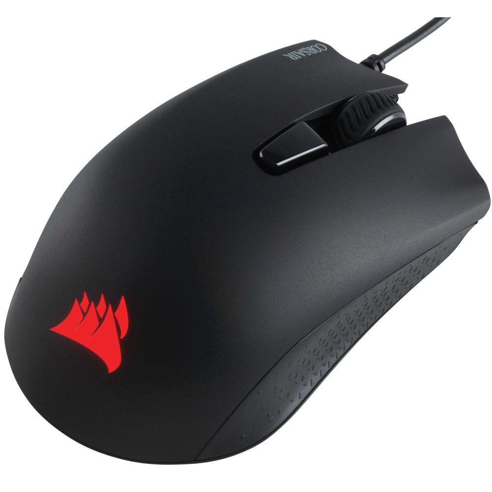 Mouse Corsair Gamer Harpoon RGB LED - CH-9301011-NA