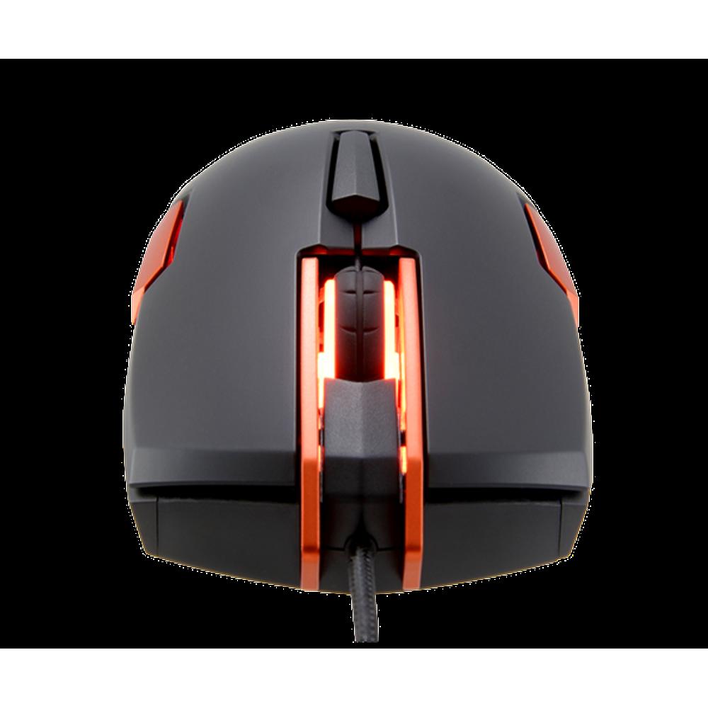 Mouse Cougar Gamer 250M Black RGB LED - CGR-WOMB-250