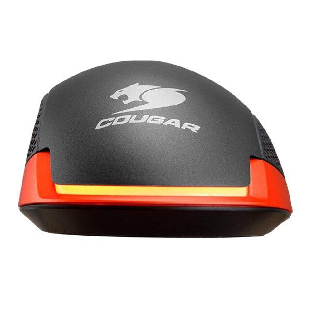 Mouse Cougar Gamer 550M Iron-Grey RGB LED - CGR-WOMI-550