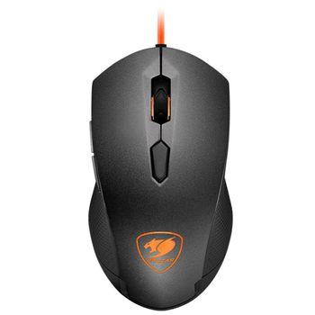Mouse Cougar Gamer Minos X2 Black Orange LED - CGR-WOSB-MX2