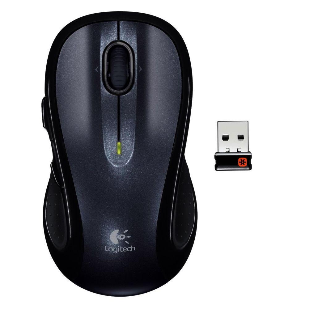 Mouse Logitech M510 Plus Control Wireless - 910-001822