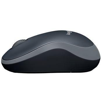Mouse Logitech M185 Wireless Black - 910-002225