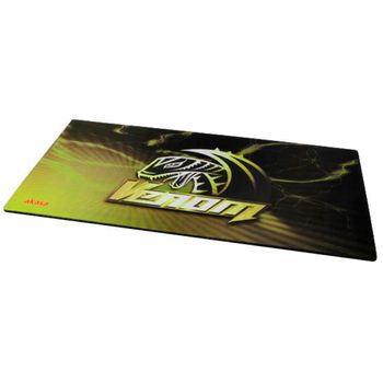 Mouse Pad Akasa Venom XXL Gaming Yellow - AK-MPD-01YL