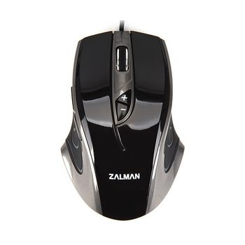Mouse Zalman Gamer GM1 Blue LED - ZM-GM1