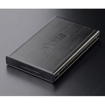 Case/ Gaveta Externa Akasa Noir S USB 3.0 Sata 2.5' - AK-IC19U3-BK