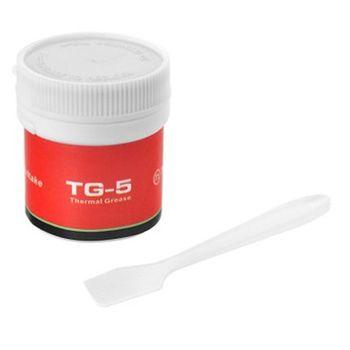 Pasta Térmica Thermaltake TG-5 Gray 40g - CL-O002-GROSGM-A