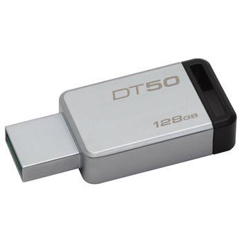 Pen Drive Kingston 128GB Data Traveler 50 USB3.1 - DT50/128GB