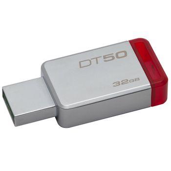 Pen Drive Kingston 32GB Data Traveler 50 USB3.1 - DT50/32GB