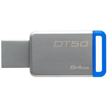 Pen Drive Kingston 64GB Data Traveler 50 USB3.1 - DT50/64GB