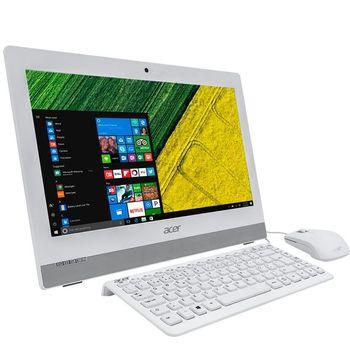 All in One Acer Aspire Z1 Pentium N3700 1.6GHz HD 500GB 4GB DDR3 LED19.5'-AZ1-752-BC52