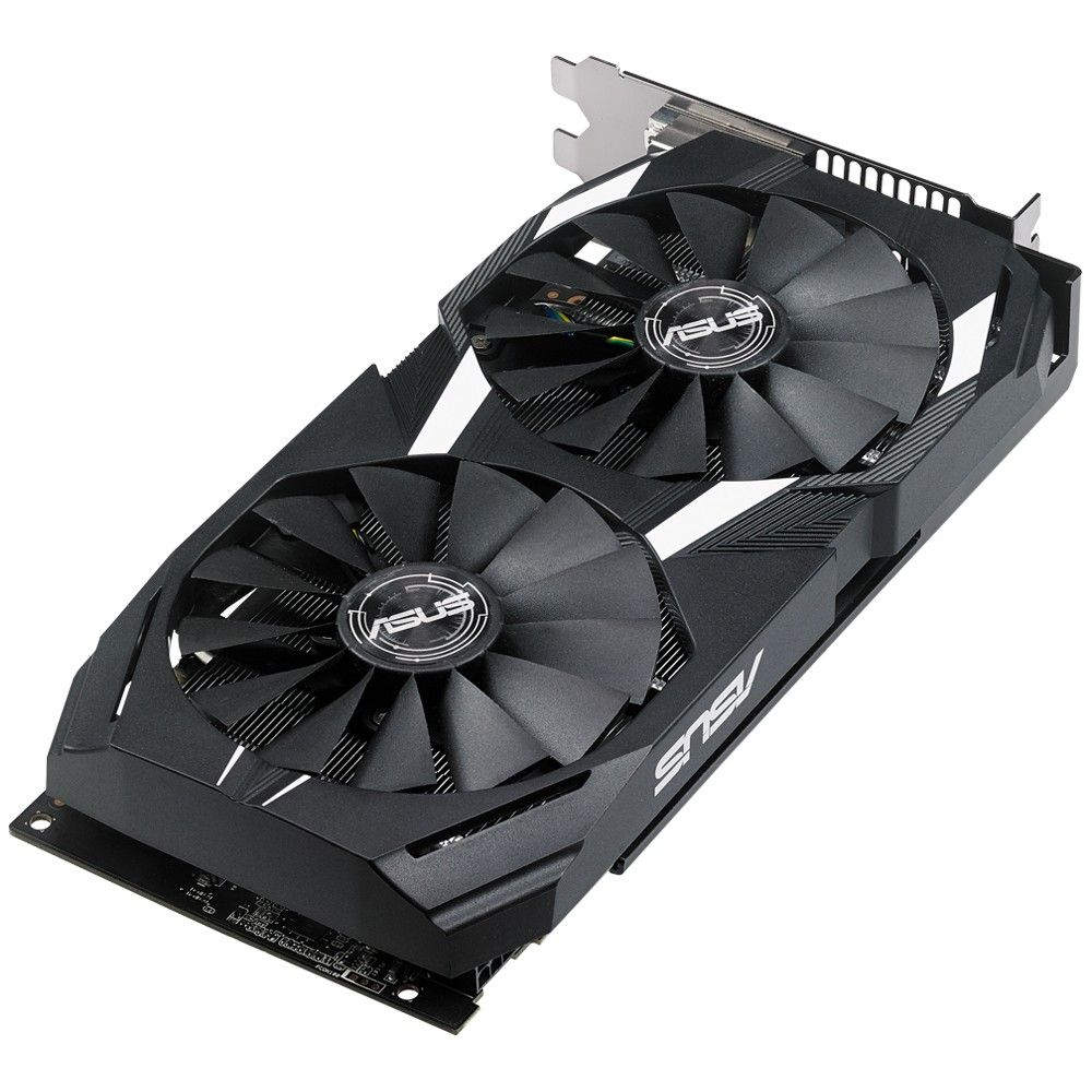 Placa de Vídeo Asus AMD Radeon RX 580 8GB GDDR5 Dual OC - DUAL-RX580-O8G