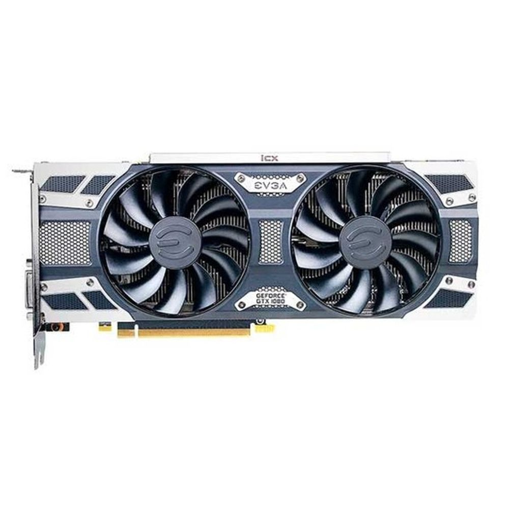 Placa de Vídeo EVGA GeForce GTX 1080 8GB GDDR5X iCX - 08G-P4-6581-KR