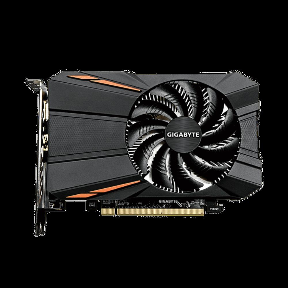 Placa de Vídeo Gigabyte AMD Radeon RX 550 2GB GDDR5 - GV-RX550D5-2GD