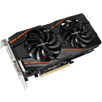 Placa de Vídeo Gigabyte AMD Radeon RX 570 4GB GDDR5 Windforce - GV-RX570-GAMING-4GD