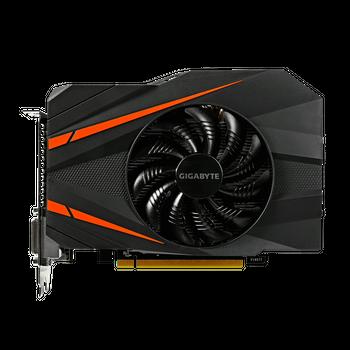 Placa de Vídeo Gigabyte GeForce GTX 1060 3GB GDDR5 Mini-ITX OC - GV-N1060IXOC-3GD