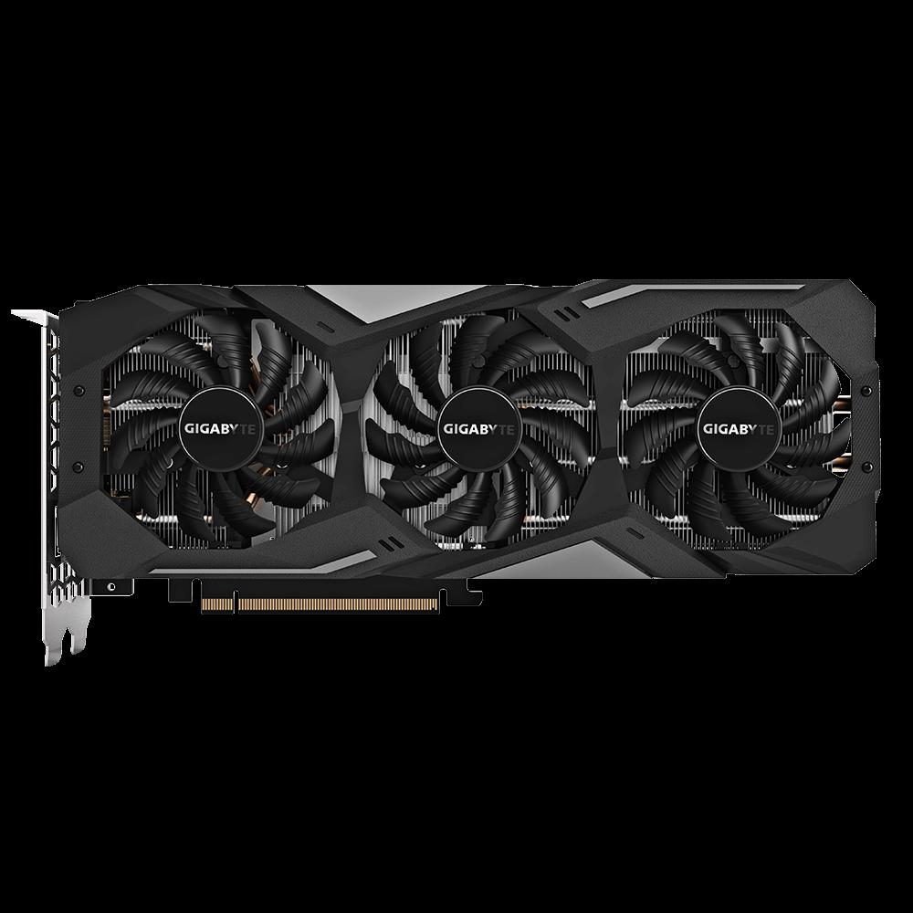 Placa de Vídeo Gigabyte GeForce RTX2070 8GB GDDR6 Gaming OC GV-N2070GAMING OC-8GC