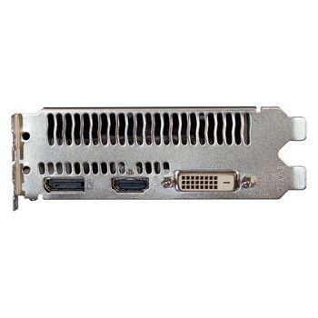 Placa de Vídeo PowerColor AMD Radeon RX 560 4GB GDDR5 Red Dragon OC - RX 560 4GBD5-DHAM