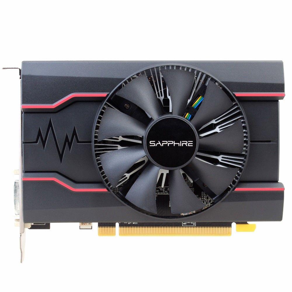 Placa de Vídeo Sapphire AMD Radeon RX 550 4GB GDDR5 Pulse OC - 11268-01-20G