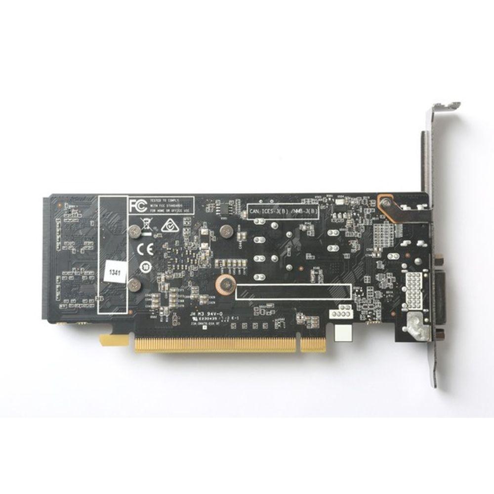 Placa de Vídeo Zotac GeForce GT 1030 2GB GDDR5 Low Profile - ZT-P10300A-10L