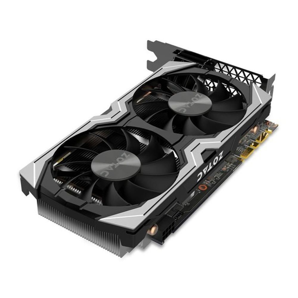 Placa de Vídeo Zotac GeForce GTX 1070 8GB GDDR5 Mini - ZT-P10700G-10M