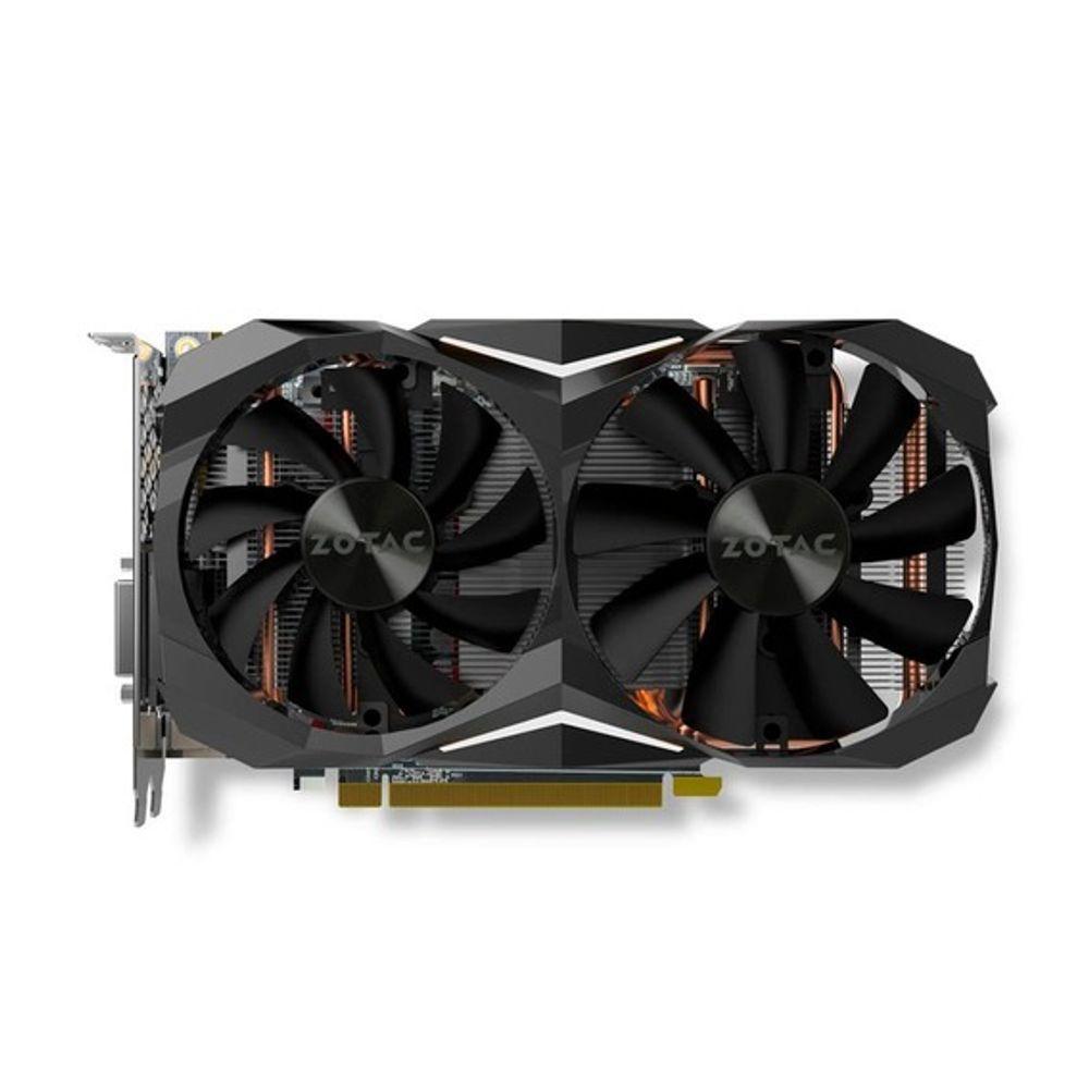 Placa de Vídeo Zotac GeForce GTX 1070 Ti 8GB GDDR5 Mini - ZT-P10710G-10P