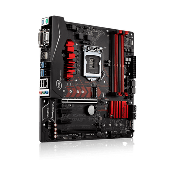 Placa Mãe ASRock Fatal1ty H270M Performance Series - Socket LGA1151