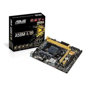 Placa Mãe Asus A58M-A/BR - Socket FM2+