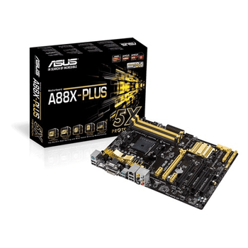 Placa Mãe Asus A88X-Plus - Socket FM2+