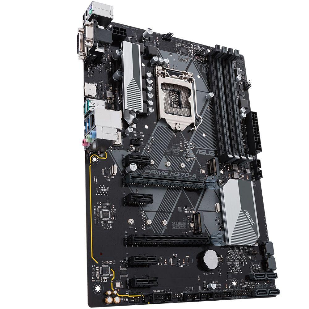 Placa Mãe Asus Prime H370-A - LGA1151