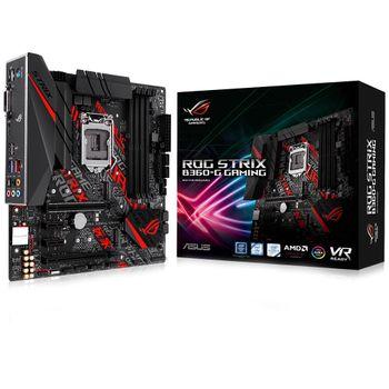Placa Mãe Asus ROG Strix B360-G Gaming - LGA1151